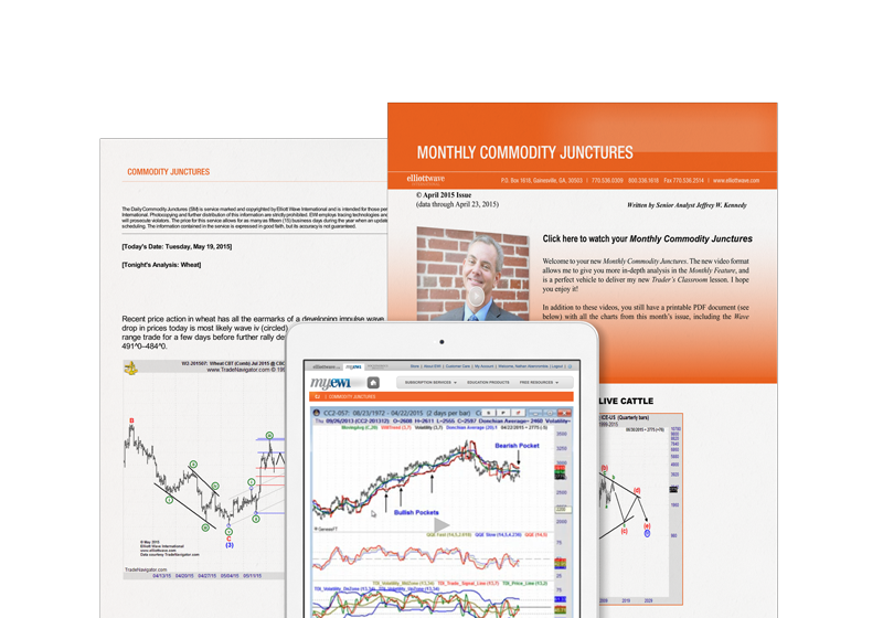 Commodity Junctures | Monthly Commodity Junctures, Daily Commodity Junctures